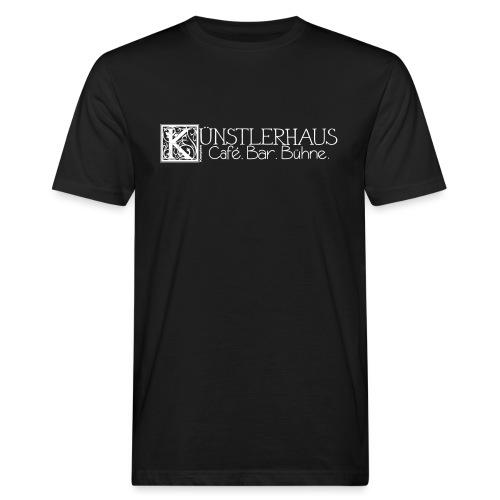 Kuenstlerhaus_Vektor1 - Männer Bio-T-Shirt