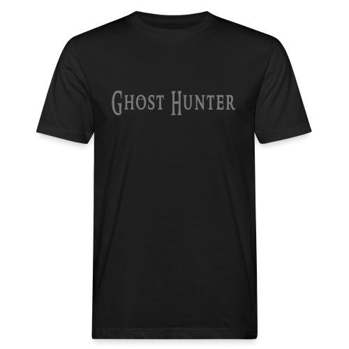 Ghost Hunter - Männer Bio-T-Shirt