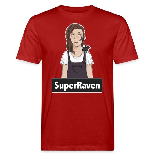 SuperRaven - Men's Organic T-Shirt