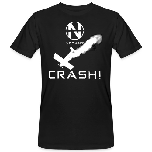 CRASH! + WE GO DOWN IN FLAMES! - Organic mænd