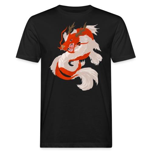 Dragon koi - T-shirt ecologica da uomo