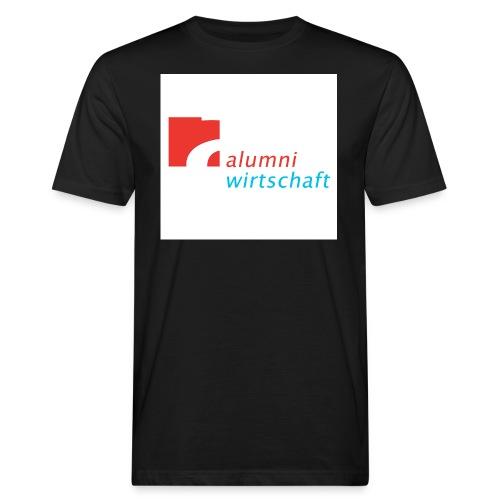Alumni Logo Idee jpg - Männer Bio-T-Shirt