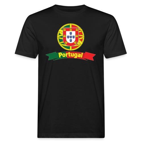Portugal Campeão Europeu Camisolas de Futebol - Men's Organic T-Shirt