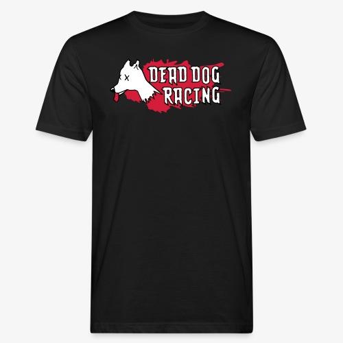 Dead dog racing logo - Men's Organic T-Shirt