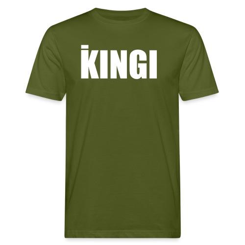 iKINGI - Miesten luonnonmukainen t-paita