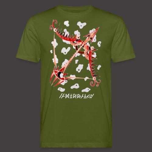 Sagittaire Négutif - T-shirt bio Homme