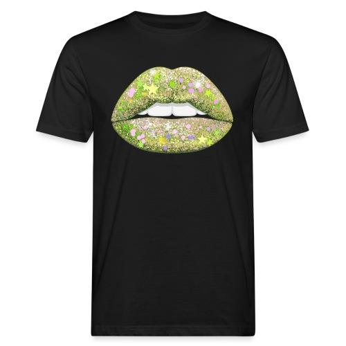FAIRY SHIMMER - Men's Organic T-Shirt