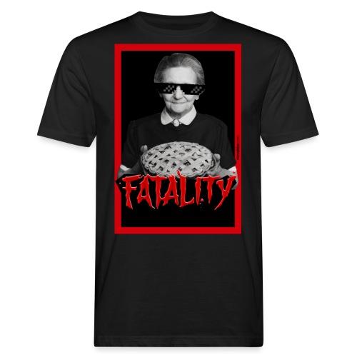 Fatality - T-shirt ecologica da uomo
