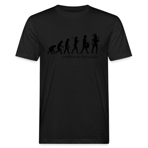 The Evolution of Samba - Miesten luonnonmukainen t-paita