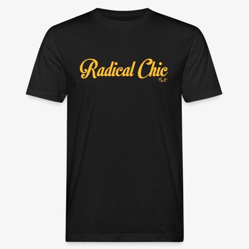 radical chic - T-shirt ecologica da uomo
