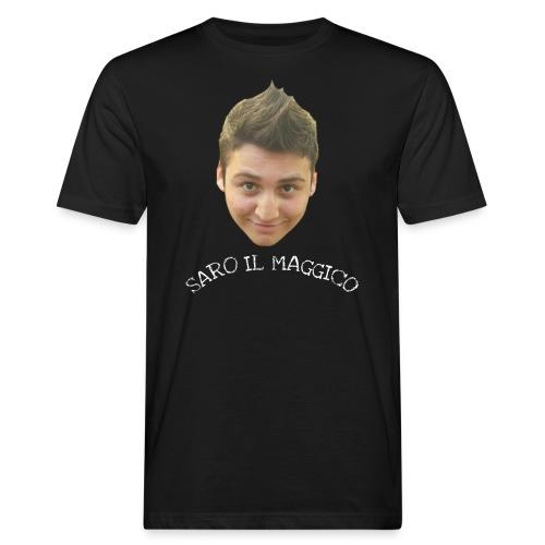 FACCIONE DI SARO - T-shirt ecologica da uomo