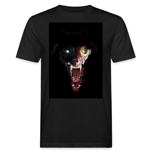 Zombie Wolf - T-shirt bio Homme