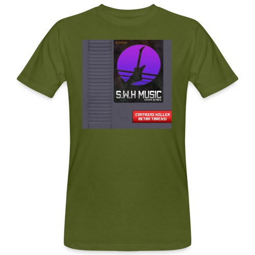 Cover series - Men's Organic T-Shirt