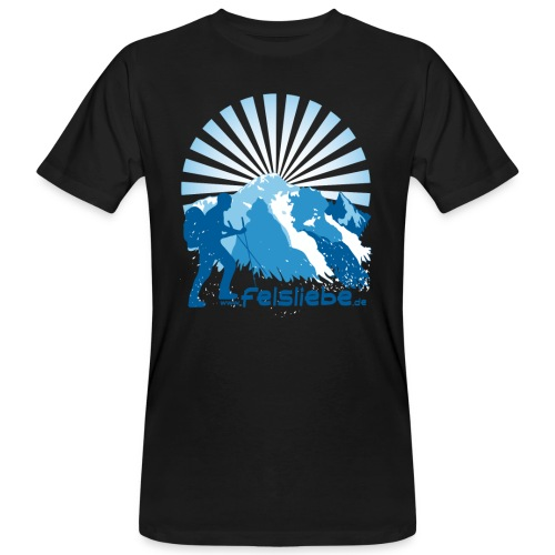 fl montblanc2 png - Männer Bio-T-Shirt