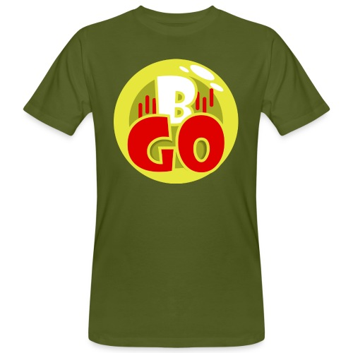 Bovago - Mannen Bio-T-shirt