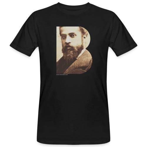 BT_GAUDI_ILLUSTRATOR - Men's Organic T-Shirt