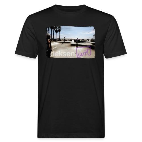 Los Angeles Part 2 - Männer Bio-T-Shirt