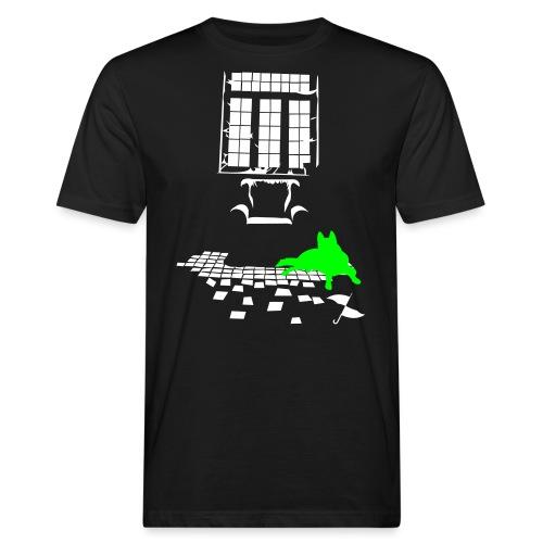 wagging - Männer Bio-T-Shirt