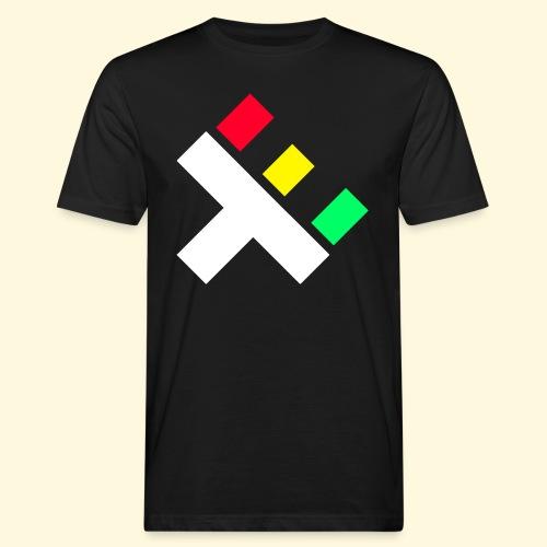 Clan Logo - Rasta - Men's Organic T-Shirt