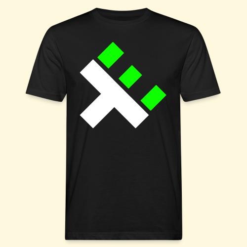 xEnO Logo - xEnO horiZon - Men's Organic T-Shirt