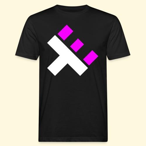 xEnO Logo - xEnO Eclipse - Men's Organic T-Shirt