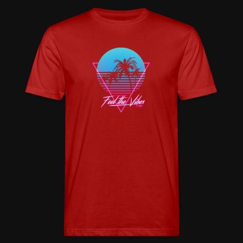 Feel the Vibes - T-shirt ecologica da uomo