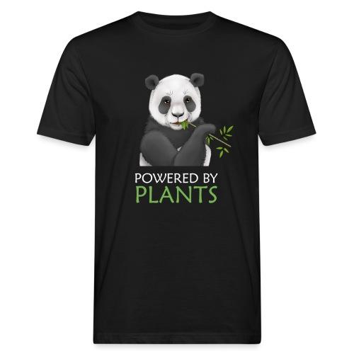 Plantbased Panda - Ekologisk T-shirt herr