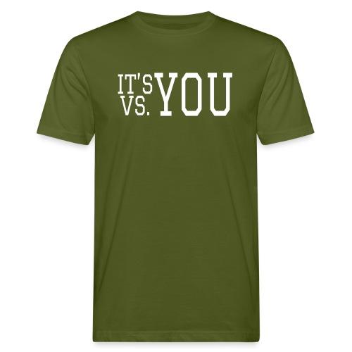 You vs You - Men's Organic T-Shirt
