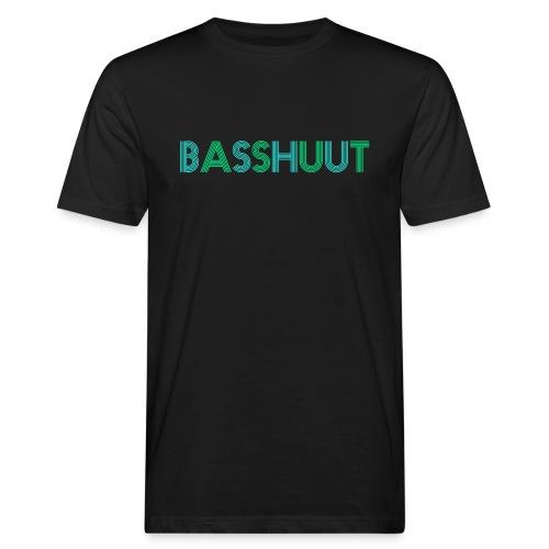 BassHuut Disco2 png - Männer Bio-T-Shirt