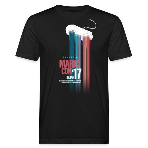 Logo MaricCon 2017 - Camiseta ecológica hombre