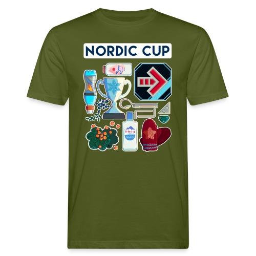 Nordic 2018 - Miesten luonnonmukainen t-paita