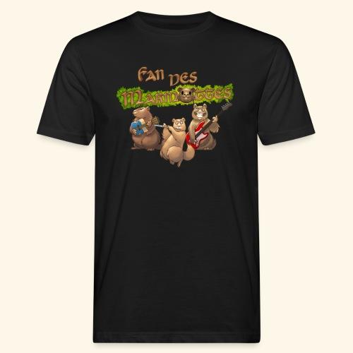 Tshirt fans - T-shirt bio Homme