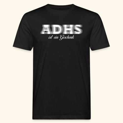 ADHS - Männer Bio-T-Shirt