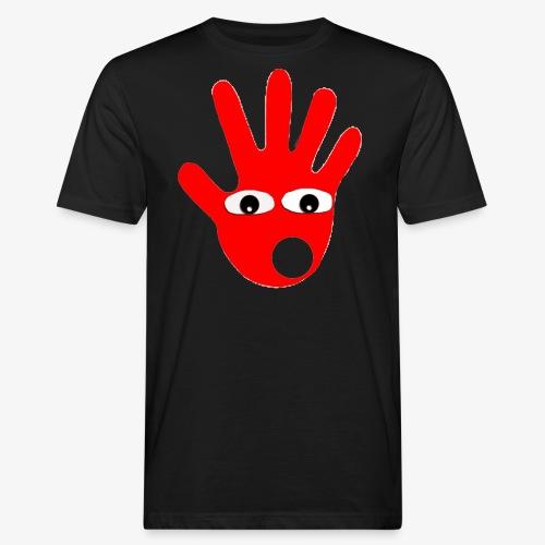 Hände mit Augen - T-shirt bio Homme