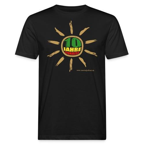 Sunrise Shirt 2016 - Männer Bio-T-Shirt