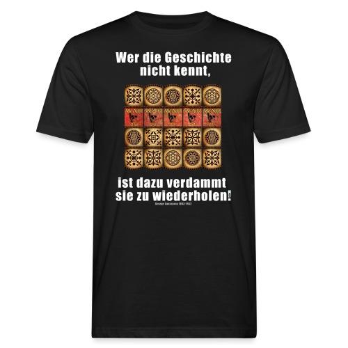71_Geschichte_Lernen - Männer Bio-T-Shirt