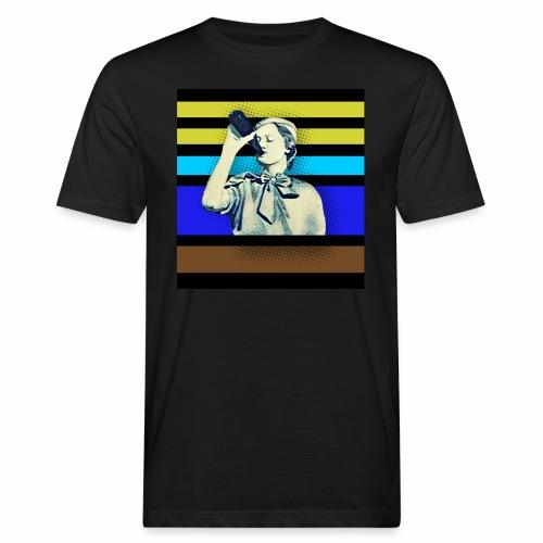 NSB Stefan 53 - Männer Bio-T-Shirt