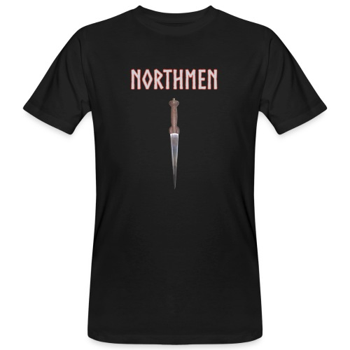 Northmen - T-shirt ecologica da uomo