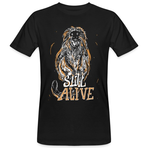 Still alive - Men's Organic T-Shirt