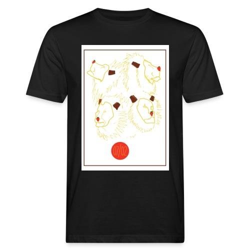 leon2e2 png - T-shirt bio Homme