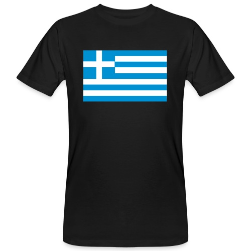 griechenland - Männer Bio-T-Shirt