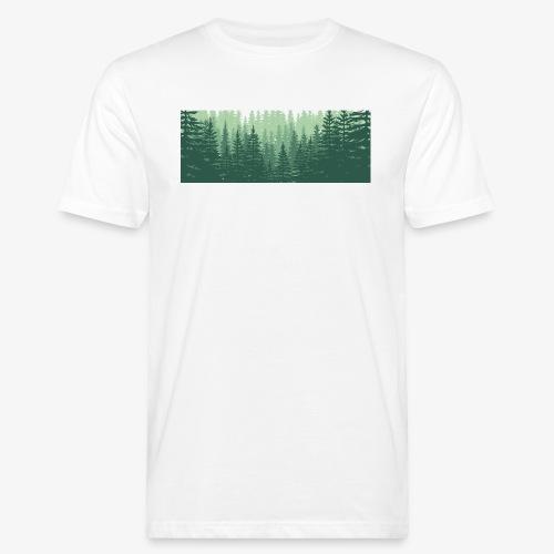 pineforest - Men's Organic T-Shirt