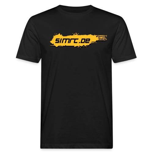 SimRC.de Classic - Männer Bio-T-Shirt