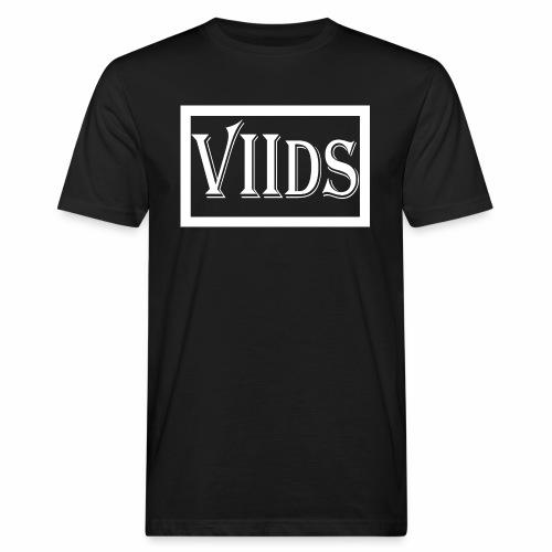Viids logo - Ekologiczna koszulka męska