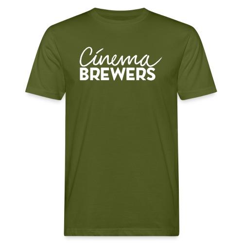 Cinema Brewers - Mannen Bio-T-shirt