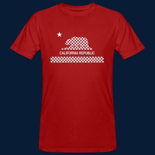 California Republic - Männer Bio-T-Shirt