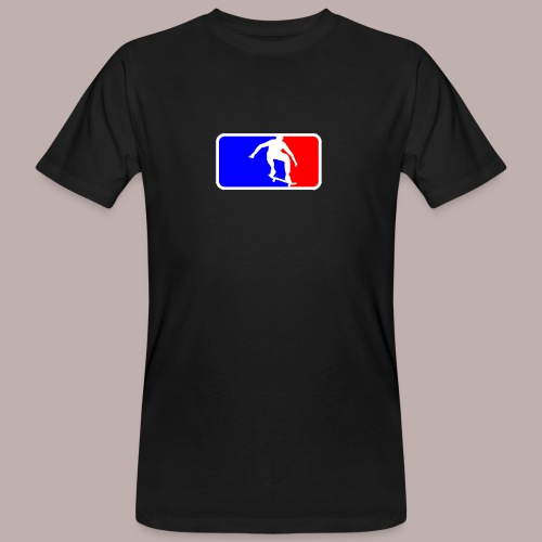 Skate league - Männer Bio-T-Shirt