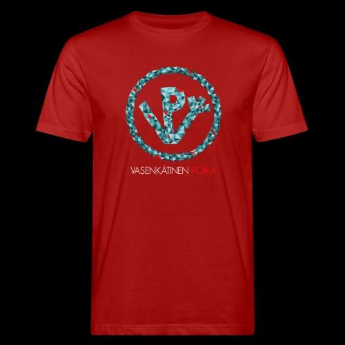 VP Mosaiikki - Miesten luonnonmukainen t-paita