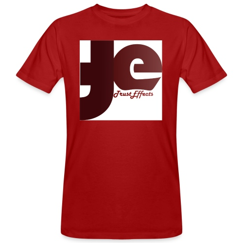 company logo - Men's Organic T-Shirt