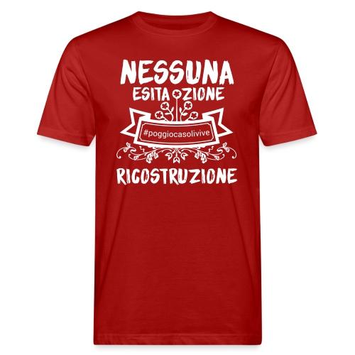 patch ricostruzione Poggio Casoli - T-shirt ecologica da uomo